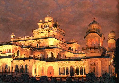jaipur pink city information